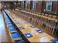 SX8751 : Gun room, Britannia Royal Naval College by David Hawgood