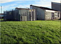 SS9086 : Bettws West electricity substation, Bettws by Jaggery