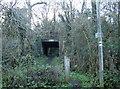 ST6867 : Path under the line by Neil Owen
