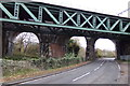 TL1217 : B653 Lower Harpenden Road & Chiltern Green Viaduct by Adrian Cable