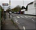 SS9497 : Ynyswen railway station this way by Jaggery