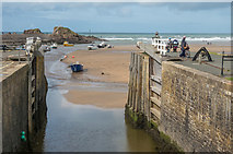 SS2006 : Bude Canal entrance by Ian Capper