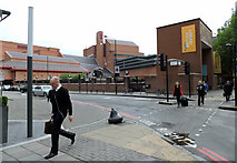 TQ2982 : British Library by Thomas Nugent