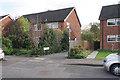 SP1299 : Footpath to Slade Road by Bill Boaden