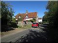 TG1309 : Barford Road, Marlingford by Hugh Venables