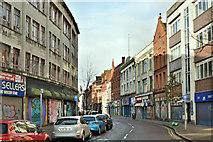 J3374 : North Street, Belfast (November 2017) by Albert Bridge