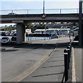 SM8906 : Metric-only headroom sign, Milford Haven by Jaggery