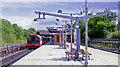 TQ1384 : Northolt station, 2007 by Ben Brooksbank