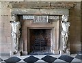 NZ3276 : Fireplace, Seaton Delaval Hall by Andrew Curtis