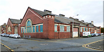 NS4864 : Former Galbrath's Stores warehouse by Thomas Nugent
