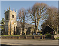 TA0817 : Church of St Lawrence, Thornton Curtis by Julian P Guffogg