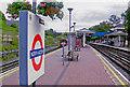 TQ2081 : North Acton station, 2007 by Ben Brooksbank
