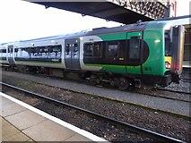 SO8555 : A Londonmidland train, Shrub Hill Station by Philip Halling