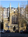 TQ2781 : Church of St John the Evangelist, Hyde Park Crescent : Week 48
