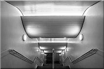 SJ3490 : Stairwell, St John's Centre, Liverpool by Matt Harrop