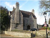 SU3521 : Folly House, Romsey by M J Richardson
