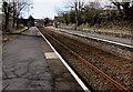 SS5499 : Bynea railway station, Carmarthenshire by Jaggery