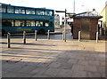 SJ0081 : Cymru Coastliner double decker bus in Rhyl bus station by Jaggery