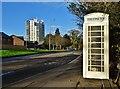 TA1332 : Saltshouse Road, Kingston upon Hull by Bernard Sharp