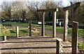 SK5701 : Aylestone Globe and Aylestone Mill Lock No 39 by Mat Fascione