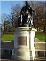 TQ2680 : Statue of Edward Jenner by Philip Halling