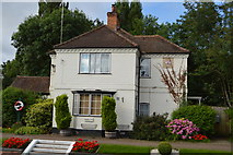 SU8586 : Keeper's Cottage, Marlow Lock by N Chadwick
