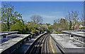 TQ1477 : Osterley station, London Underground Piccadilly Line, 2007 by Ben Brooksbank