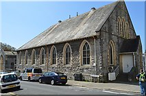 SX4855 : St Matthias Church Hall by N Chadwick