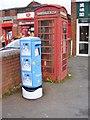 SO9193 : Sedgley Post Box by Gordon Griffiths