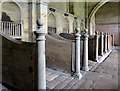 NZ3276 : Inside the stables, East Wing, Seaton Delaval Hall by Andrew Curtis