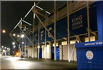 SK5802 : King Power Stadium by Mat Fascione