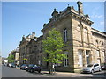 NY9363 : Hexham, Queen's Hall by Jonathan Thacker