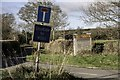 ST5504 : Dead end to West Chelborough at Grexy Cross by Becky Williamson