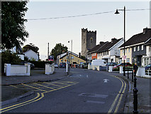 N8057 : St Loman's Street, Trim by David Dixon