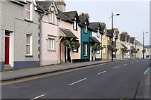 N8056 : Terraced Cottages on Castle Street by David Dixon
