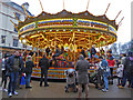 SO8554 : Worcester Victorian Market - gallopers : Week 49