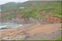 SX4950 : Bovisand Bay by N Chadwick