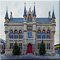 NH6645 : Inverness Town house by valenta