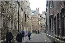 TL4458 : Trinity Lane by N Chadwick