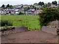 SJ9422 : Stafford Riverway Link restoration near Baswich by Roger  Kidd