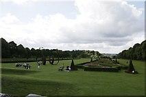 SU9085 : The Lawn at Cliveden by Bill Nicholls