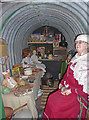SX9265 : Bygones Museum, Babbacombe - air raid shelter by Chris Allen