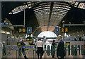 TQ2681 : Paddington station concourse, 2004 by Ben Brooksbank