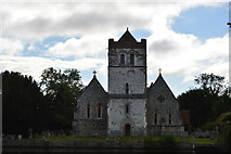 SU8485 : Church of All Saints' by N Chadwick