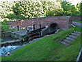 SK3872 : Chesterfield Canal - Tapton Mill Bridge by Chris Allen