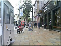 SO9198 : McDonald's Scene by Gordon Griffiths