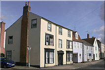 TL8422 : Houses in West Street, Coggeshall by David Kemp