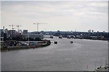TQ4179 : Thames Barrier by N Chadwick
