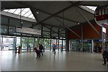 TQ3979 : North Greenwich Station by N Chadwick