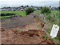 SJ9422 : Stafford Riverway Link excavations near Baswich by Roger  Kidd